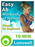 Easy Ab Workout at Home - Fitness for Beginners [OV]