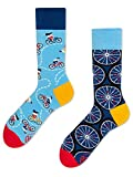 Many Mornings unisex Socken The Bicycles (43-46)