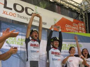Race Around Austria 2013