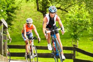 Chiemsee Triathlon Radstrecke