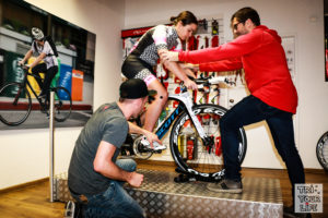 Bikefitting Triathlonrad