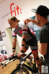 Bikefitting Vermessung