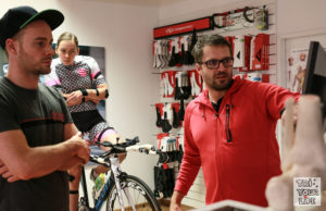 Bikefitting Triathlonrad