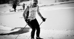 Skaten Langlaufen