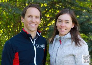 Scroc Christian Rieger und Katharina Feuchtner