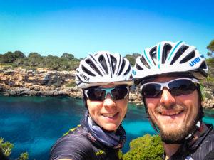 Kathi und Christian Mallorca