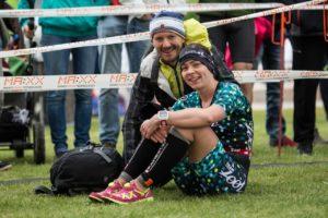 Braunau Triathlon 2017 Kathi und Christian