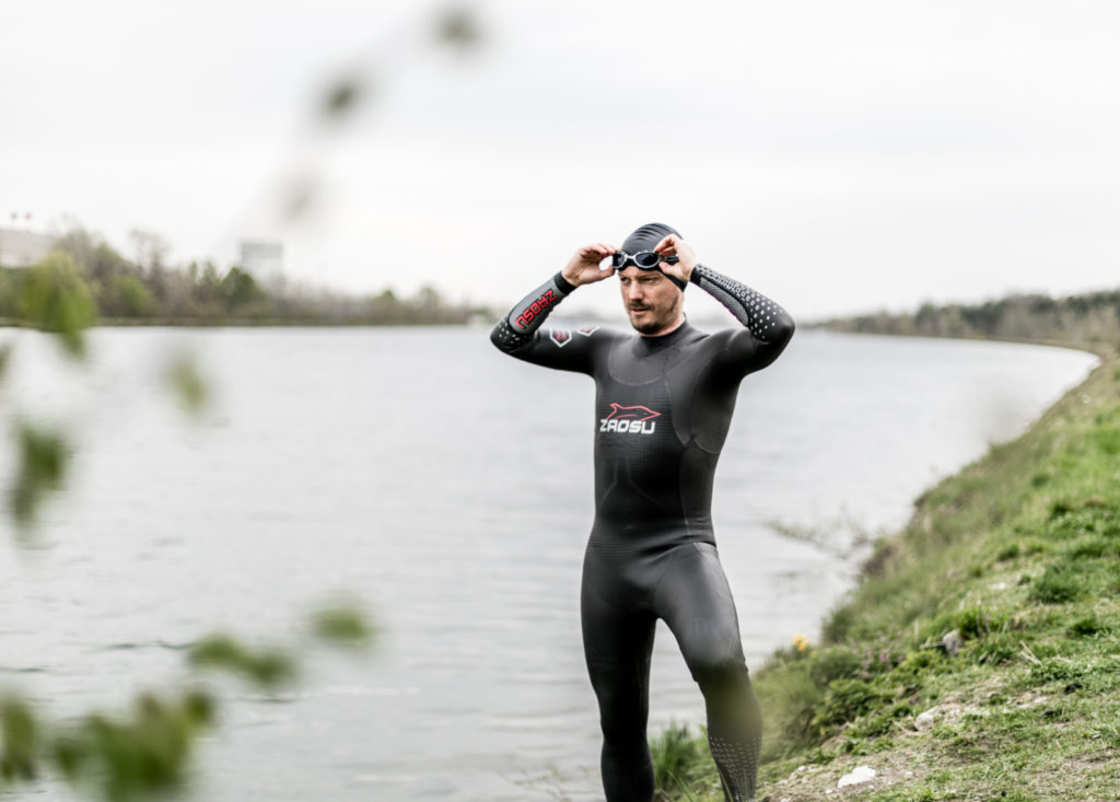 Angst vor Open Water Schwimmen
