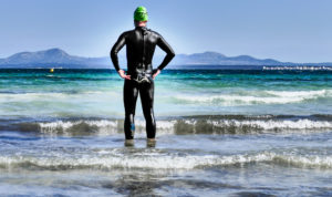 Freiwasserschwimmen Alcudia Christian