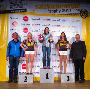 Katharina Feuchtner Salzkammergut Trophy