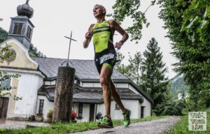 MTB Triathlon Klaus Laufen