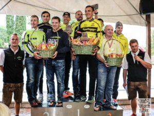 MTB Triathlon Klaus Siegerehrung