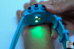 Suunto Spartan Sport Wrist HR optische Herzfrequenzmessung am Handgelenk