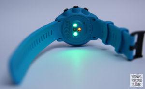 Suunto Spartan Sport Wrist HR optische Herzfrequenzmessung