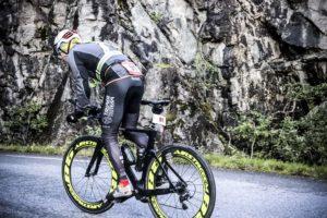 ThorXtri - erster Anstieg der Radstrecke
