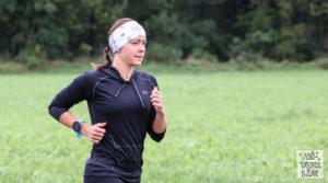 Katharina läuft