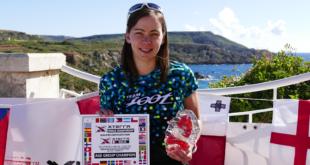 XTERRA Malta 2017 Katharina Feuchtner