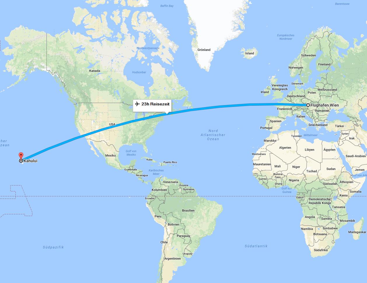 2017-10-17 10_28_35-Flughafen Wien nach Kahului, Hawaii, USA ...