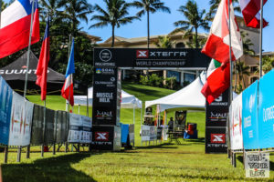 XTERRA Worlds Finish