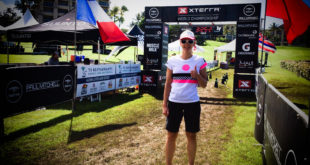 XTERRA World Championship 2017 Finishline