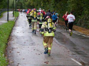 Austrian Firefighter Charityrun
