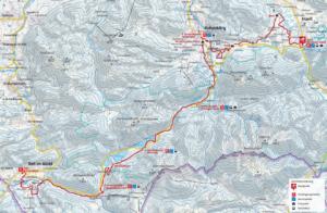 Chiemgau Team Trophy Strecke