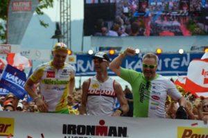 Florian Werner Ironman Klagenfurt