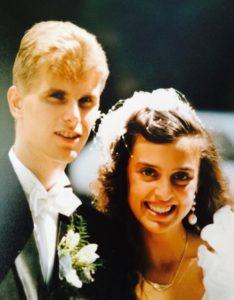 Evi und Tom Hackner Hochzeit