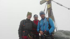 Hartwig Ortner am Berg