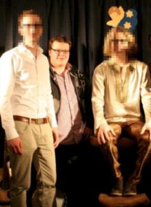 Hartwig Ortner mit 135kg