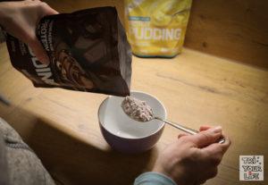 ESN Protein Pudding Pulver