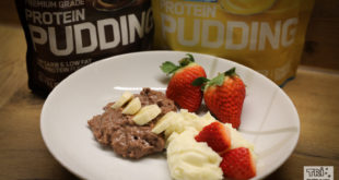 ESN Protein Pudding Vanille Schokolade