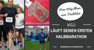 Wiggi Halbmarathon Titelbild