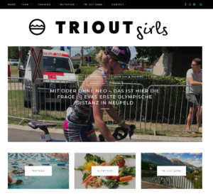 trioutgirls Homepage