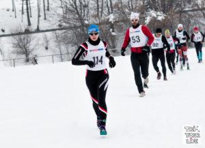 Wintertriathlon Villach Run