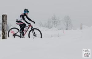 Wintertriathlon Villach Bike