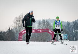 Wintertriathlon Villach Langlaufen