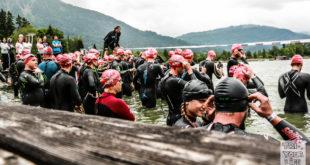 Wolfgangseechallenge 2016 Swim