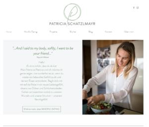 Patricia Schatzlmayr - Mindful Eating