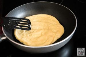 ESN Protein Pancakes Pfanne