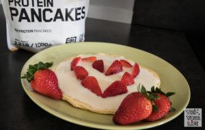 ESN Protein Pancakes Teller