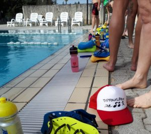 Wiggi Trainingslager Schwimmen