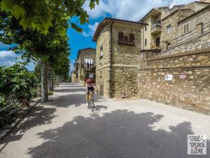 Rennradtour Canneto