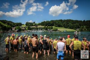 Schwimmstart Vereinsmeisterschaft Obertrum