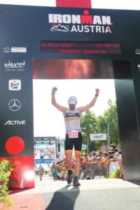 Alex Biereder IM Finish