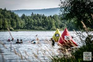 Schwimmstart XTERRA Czech