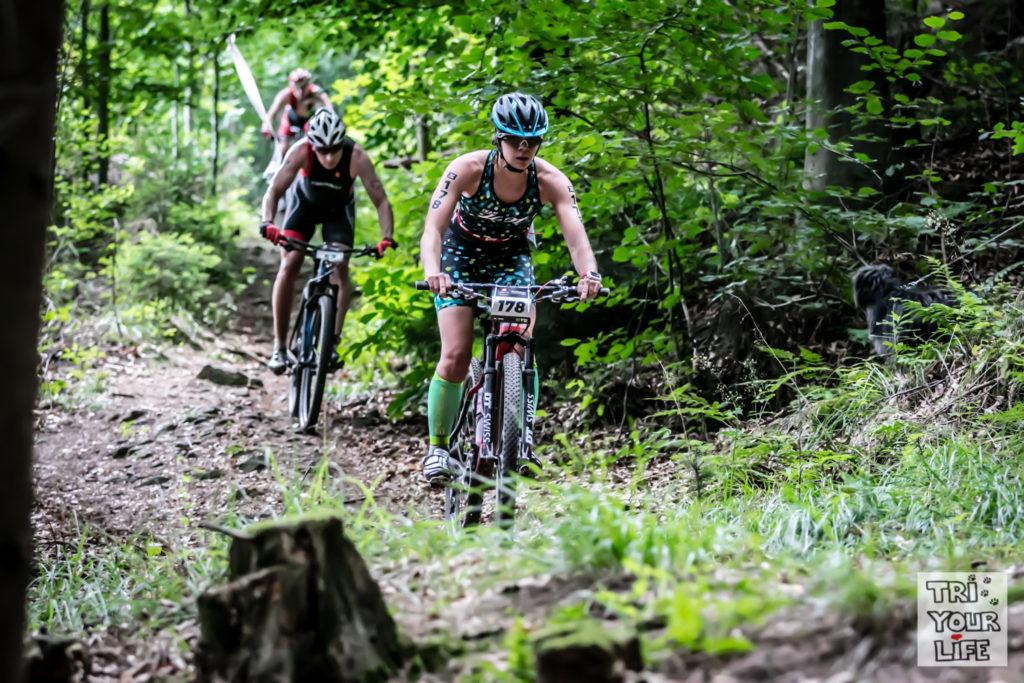XTERRA Czech Bike Course