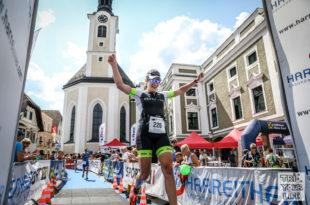 Powerman Austria 2018 Ziel