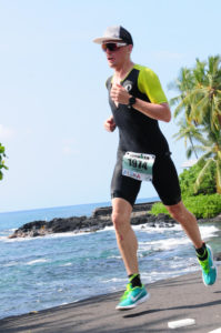 Norman Banick Ironman Hawaii