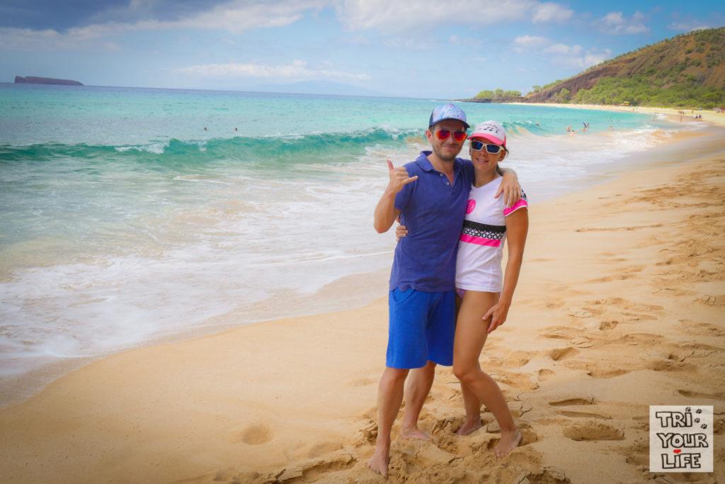 Katharina und Christian Big beach